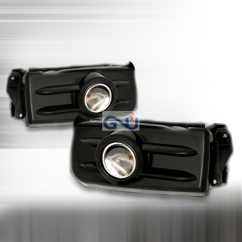 Bmw 3 Series 1992-1998 3series Projector Fog Light Black