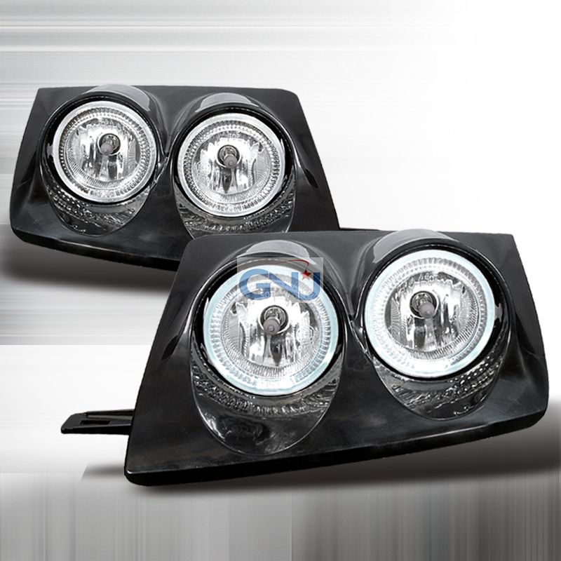 Nissan 240SX 1989-1994 Chrome Euro Headlights