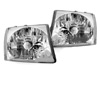 Toyota Tacoma 97-00 Euro Crystal Headlights
