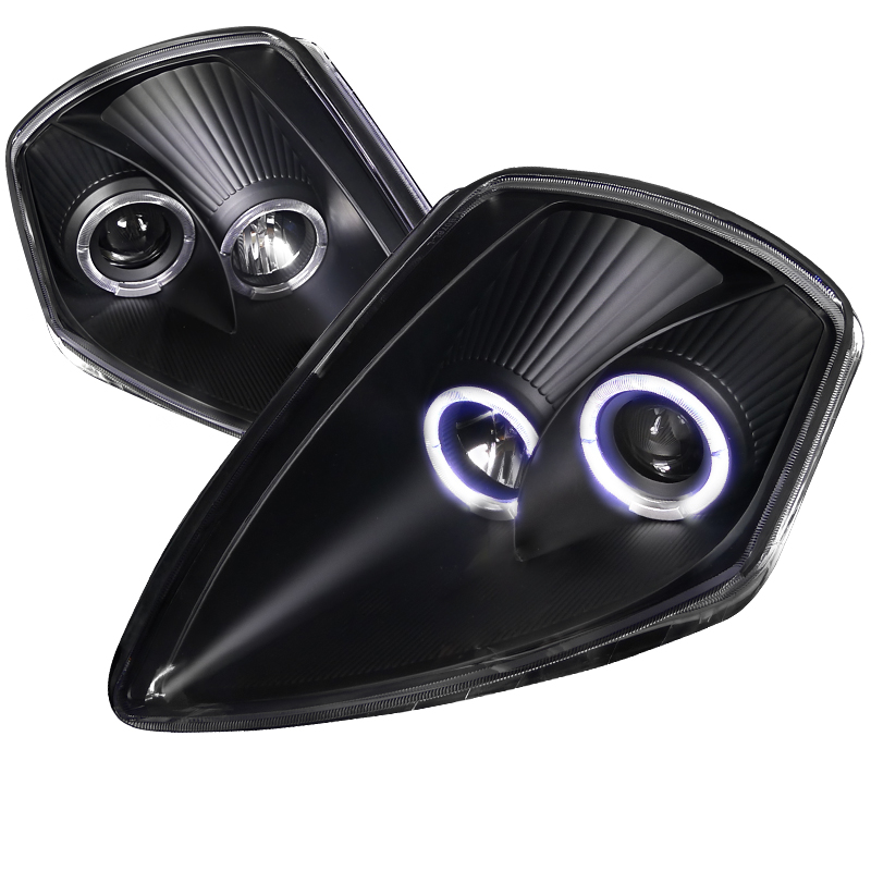 Mitsubishi Eclipse  2000-2005 Black Halo Projector Headlights