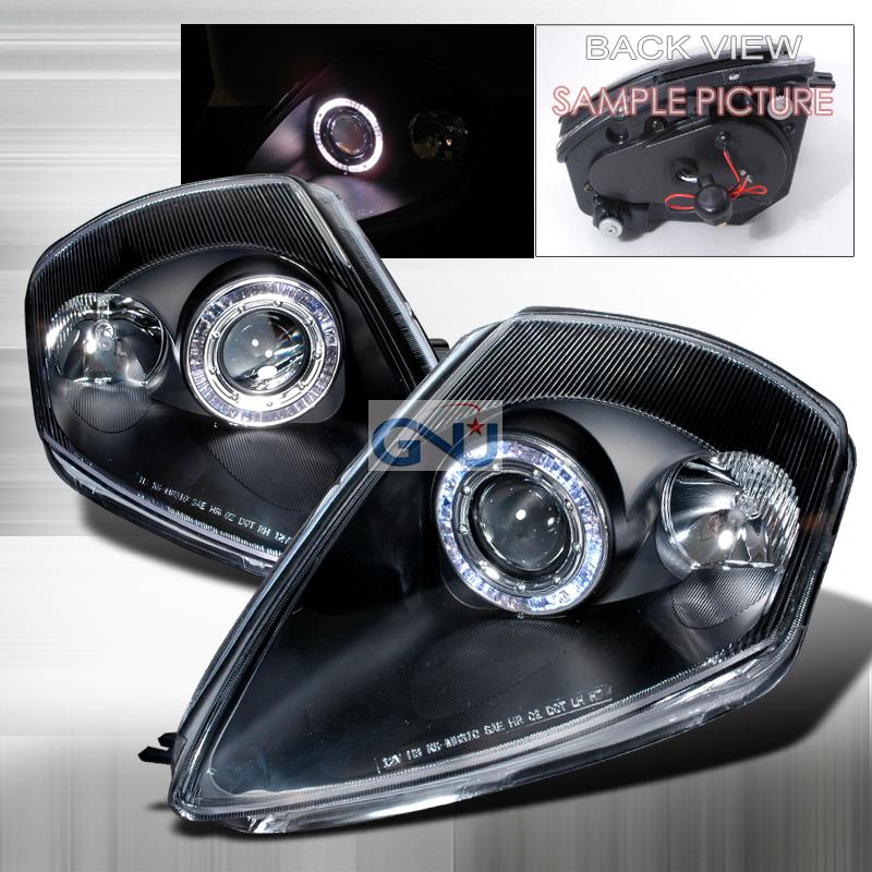 black mitsubishi eclipse 2000. Mitsubishi Eclipse Projector Headlights