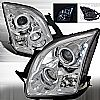 2009 Ford Fusion   Chrome  Projector Headlights