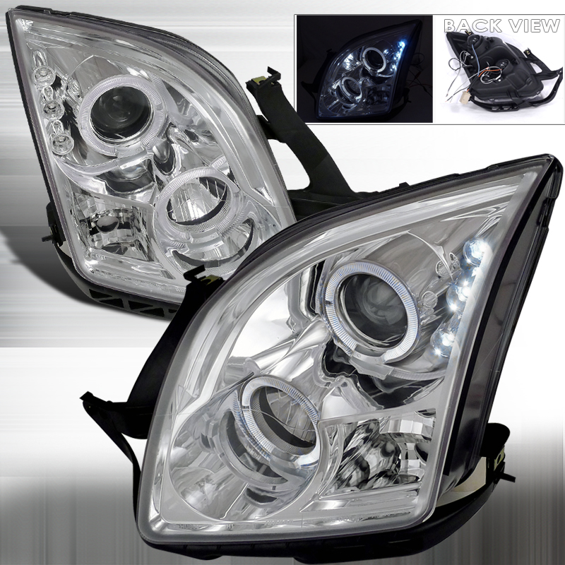 Ford Fusion  2006-2009 Chrome  Projector Headlights