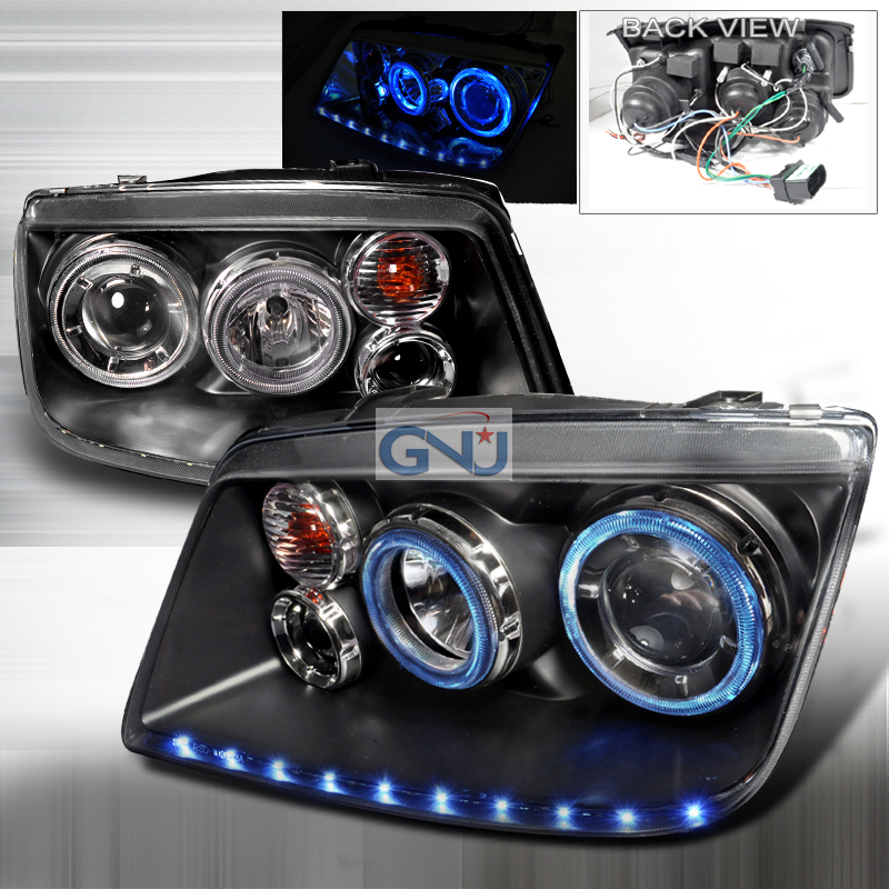 Volkswagen Jetta Headlights