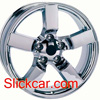 Ford F-150 Lightning 20X9 Silver Reproduction Wheels