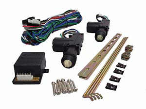 Universal Power Door Lock Kit (2 Door)