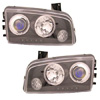 2009 Dodge Charger  Black Projector Headlights