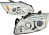 2006 Scion TC  Chrome Projector Headlights