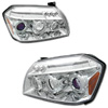 2005 Dodge Magnum  Chrome Projector Headlights
