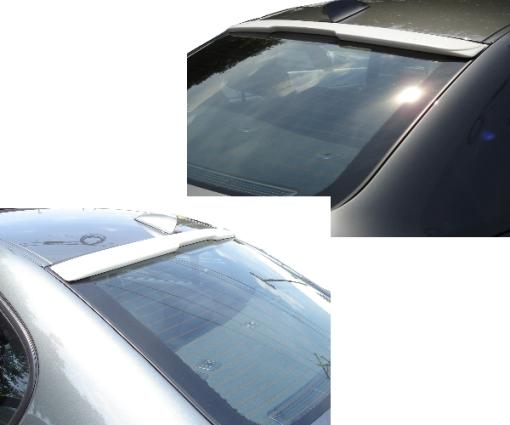 Bmw 5 Series   2004-2009 Roof Rear Spoiler - Painted