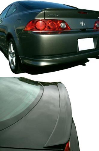 Acura RSX   2002-2006 Lip Style Rear Spoiler - Primed