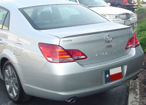 Toyota Avalon   2005-2010 Factory Style Rear Spoiler - Painted