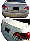 2007 Lexus GS300    Lip Style Rear Spoiler - Painted