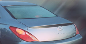 Toyota  Solara   2004-2008 Factory Style Rear Spoiler - Painted