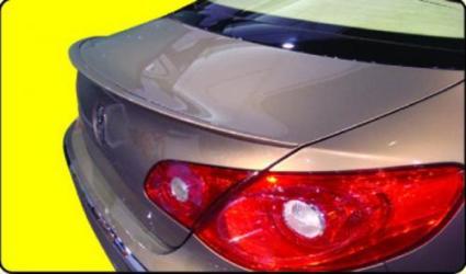 Volkswagen  Passat  Cc 2009-2010 Lip Style Rear Spoiler - Primed