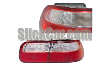 Honda Civic 92-95 3 Door JDM Taillights