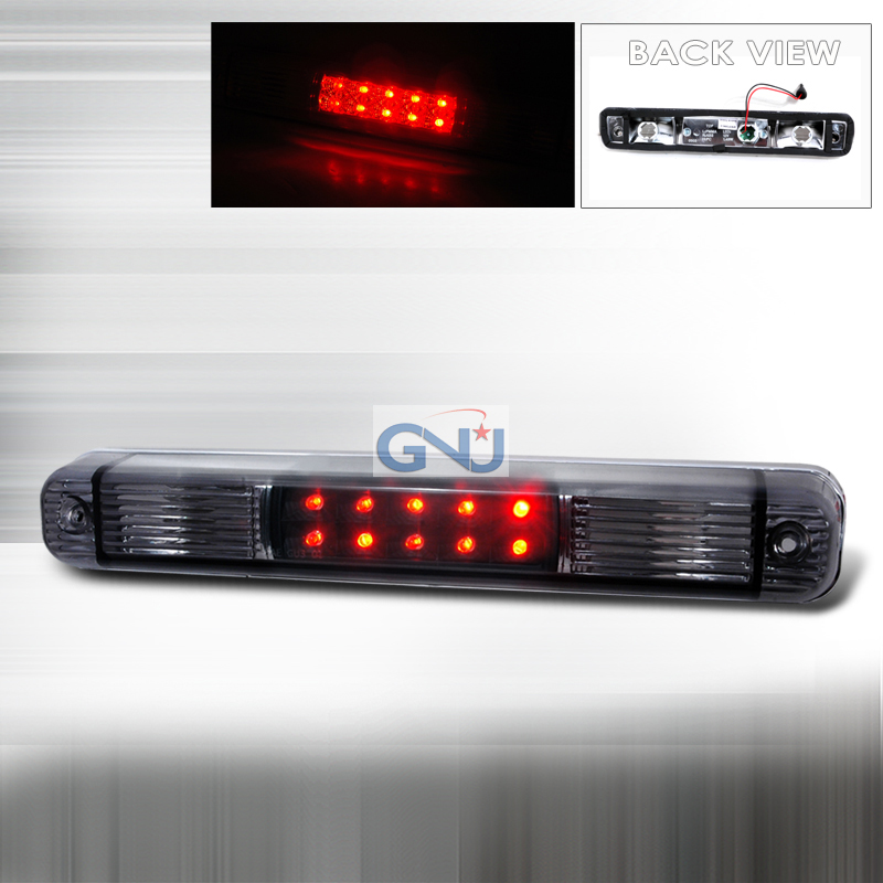 Chevrolet Full Size Pickup 1994-1998 LED 3rd Brake Light - Black