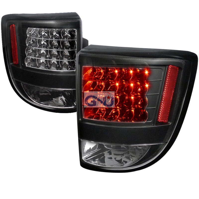 Toyota Celica  2000-2005 Black LED Tail Lights