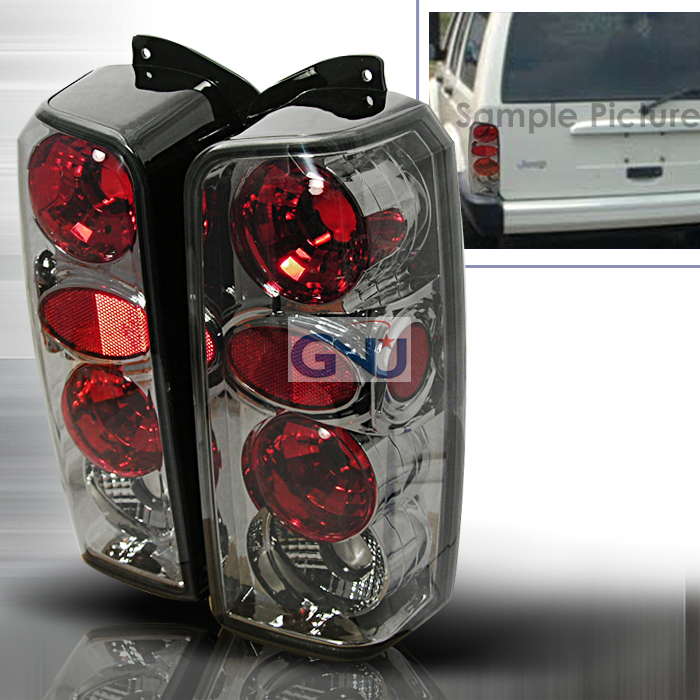 euro tail lights view all jeep cherokee tail lights all jeep cherokee. Black Bedroom Furniture Sets. Home Design Ideas