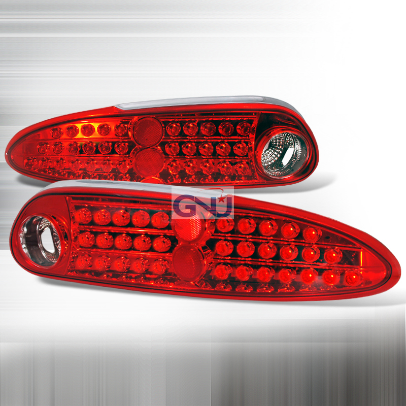 Chevrolet Camaro Tail Lights