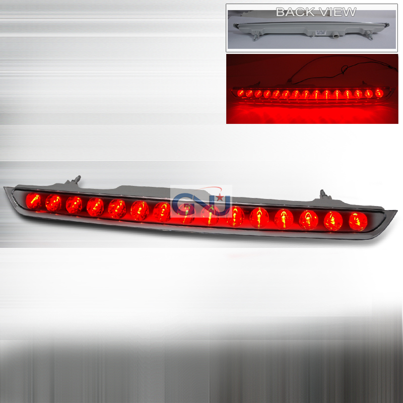 Gmc Yukon 2007-2010 LED 3rd Brake Light - Chrome