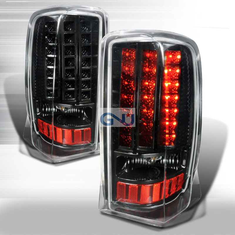 led tail lights view all cadillac escalade tail lights all cadillac. Black Bedroom Furniture Sets. Home Design Ideas