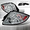 Mitsubishi Eclipse  2006-2008 Chrome LED Tail Lights