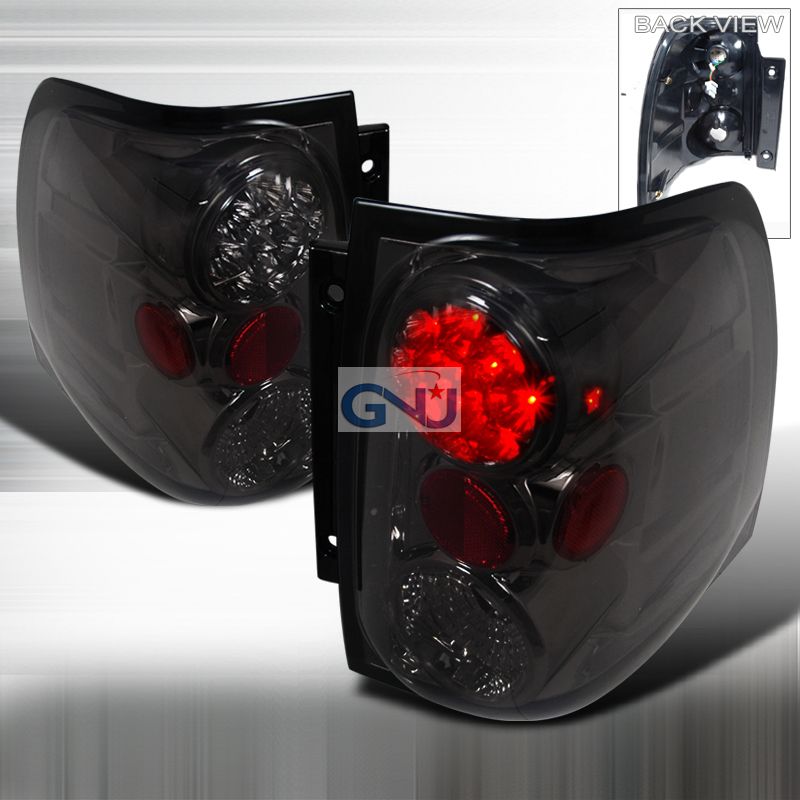 Ford Expedition 2003-2006 LED Tail Lights -  Smoke