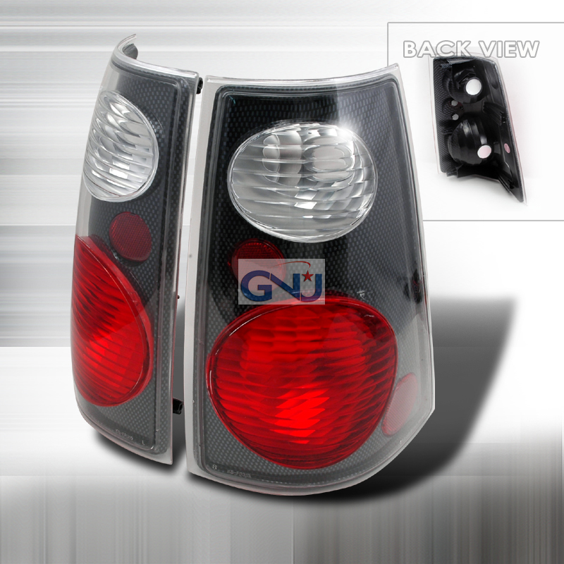 Ford Explorer 2002-2004 Euro Tail Lights