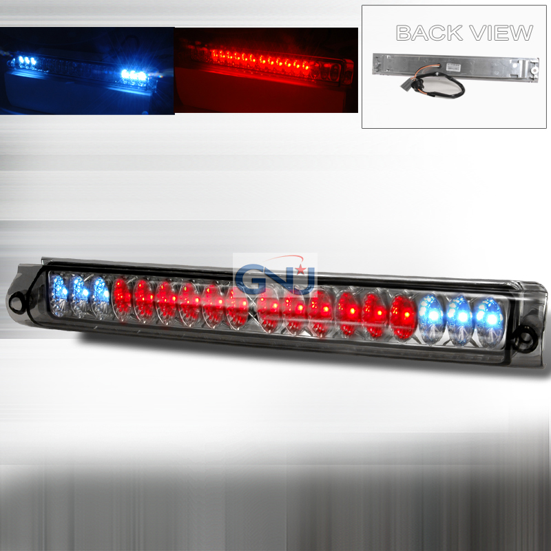 Ford F150 1997-2003 LED 3rd Brake Light - Smoke