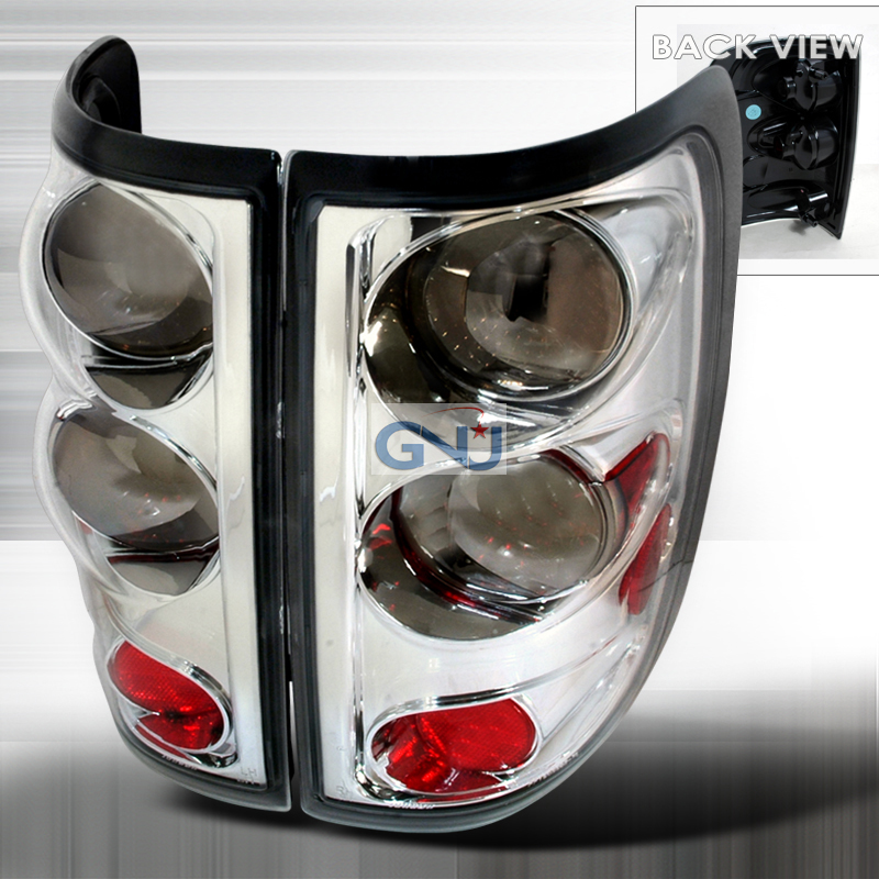 chrome euro tail lights view all ford f150 tail lights all ford f150. Black Bedroom Furniture Sets. Home Design Ideas