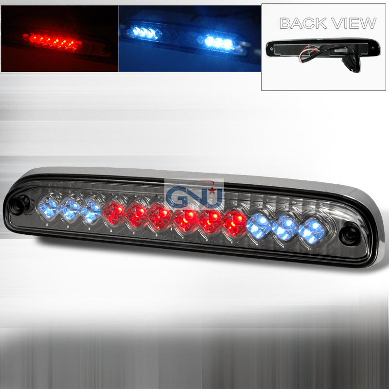Ford Super Duty 1999-2008 LED 3rd Brake Light - Smoke