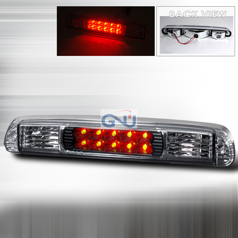 Ford Super Duty 1999-2008 LED 3rd Brake Light - Black