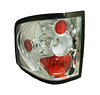 2005 Ford F-150  Flare Side Chrome Euro Tail Lights