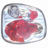 2000 Ford F150 Flareside  Altezza Euro Clear Tail Lights