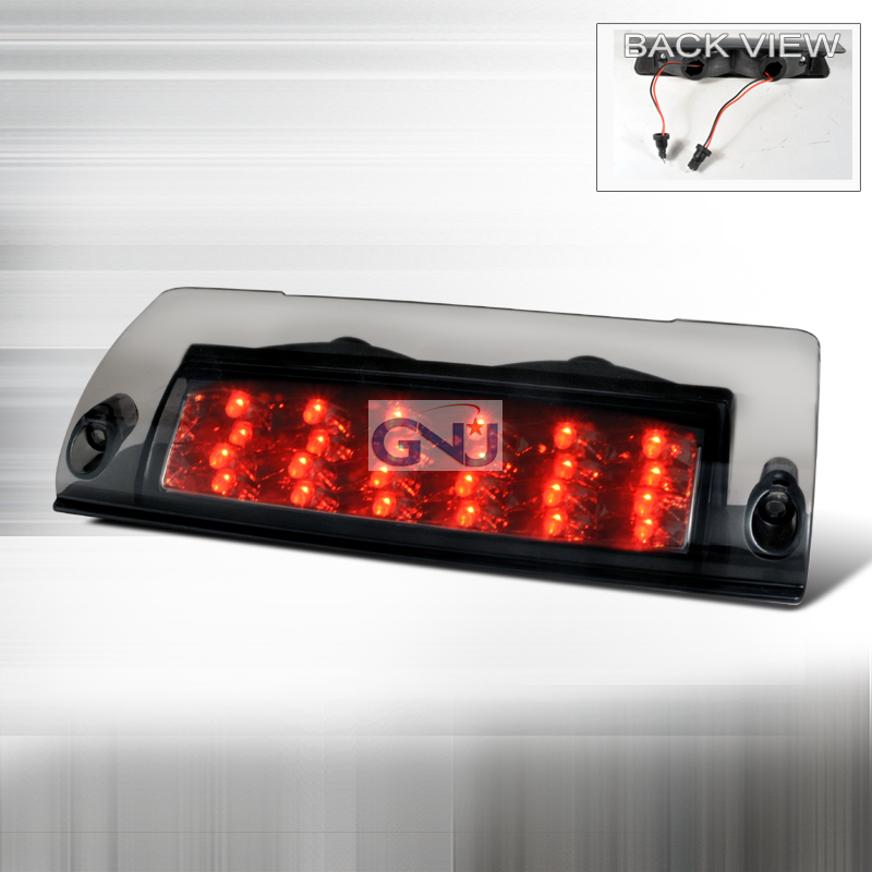 Pontiac Firebird 1998-2002 LED 3rd Brake Light - Smoke