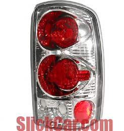 Chevrolet GMC Suburban Tahoe Yukon  00-05 Altezza Euro Tail Lights