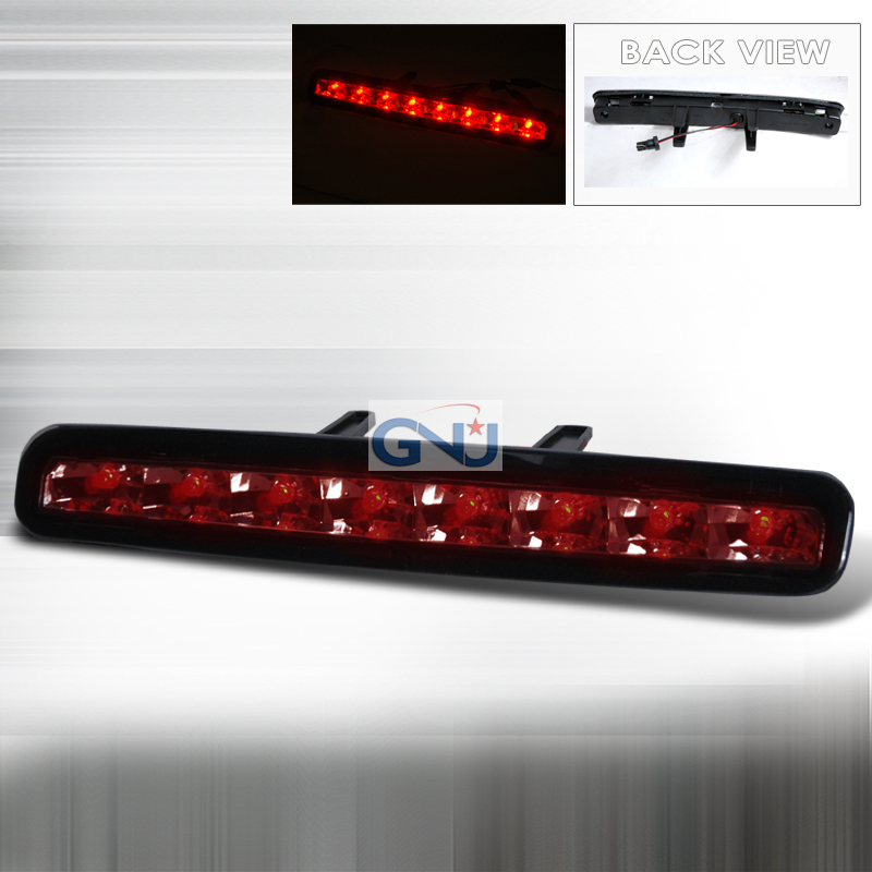 Ford Mustang 2005-2009 LED 3rd Brake Light - Smoke