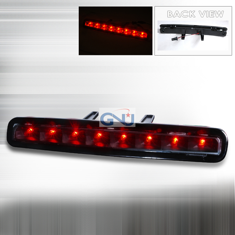 Ford Mustang 2005-2009 LED 3rd Brake Light - Black