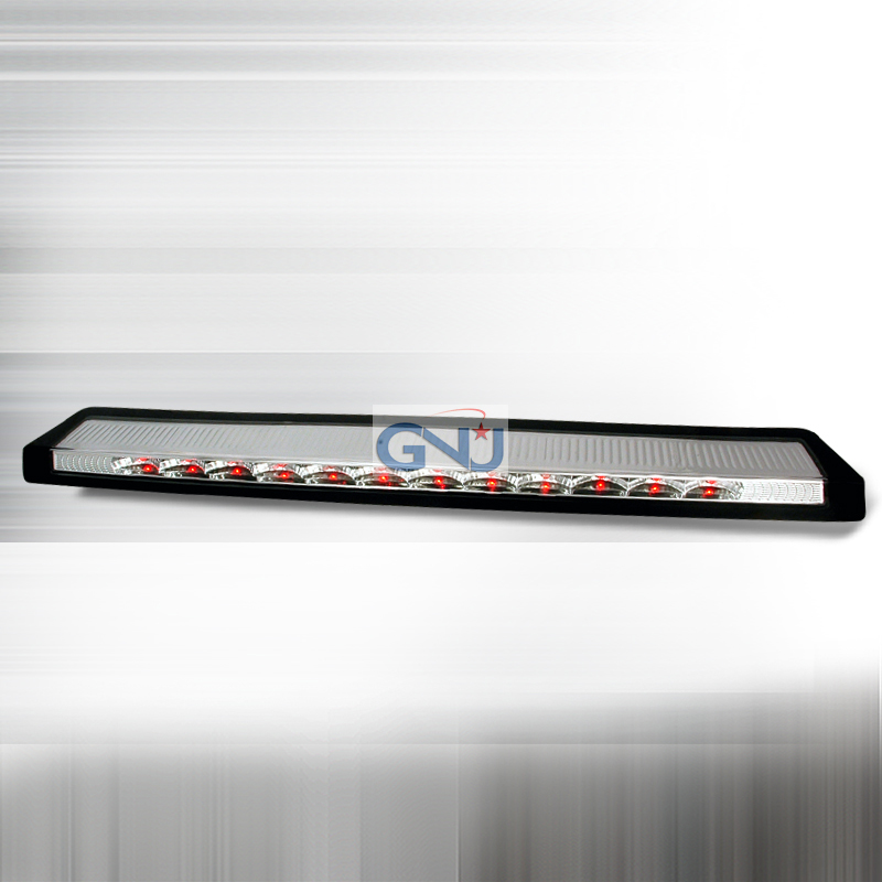 Ford Mustang 1999-2004 LED 3rd Brake Light -  Chrome