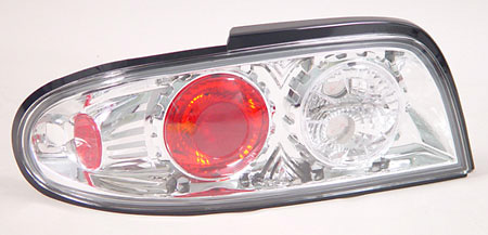 Nissan Altima 93-97 Altezza Euro Clear Tail lights