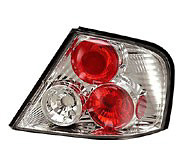 Nissan Altima 98-01 Altezza Euro Clear Tail lights