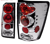 Nissan Titan 2004-2006 Euro Tail Lights