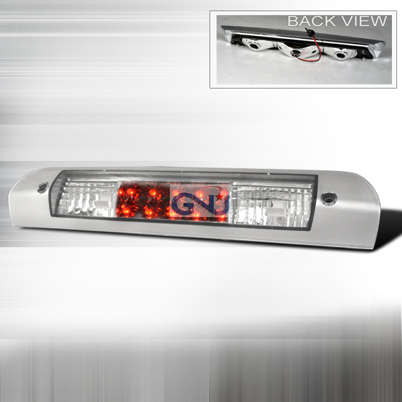 Dodge Ram 2002-2008 LED 3rd Brake Light - Chrome