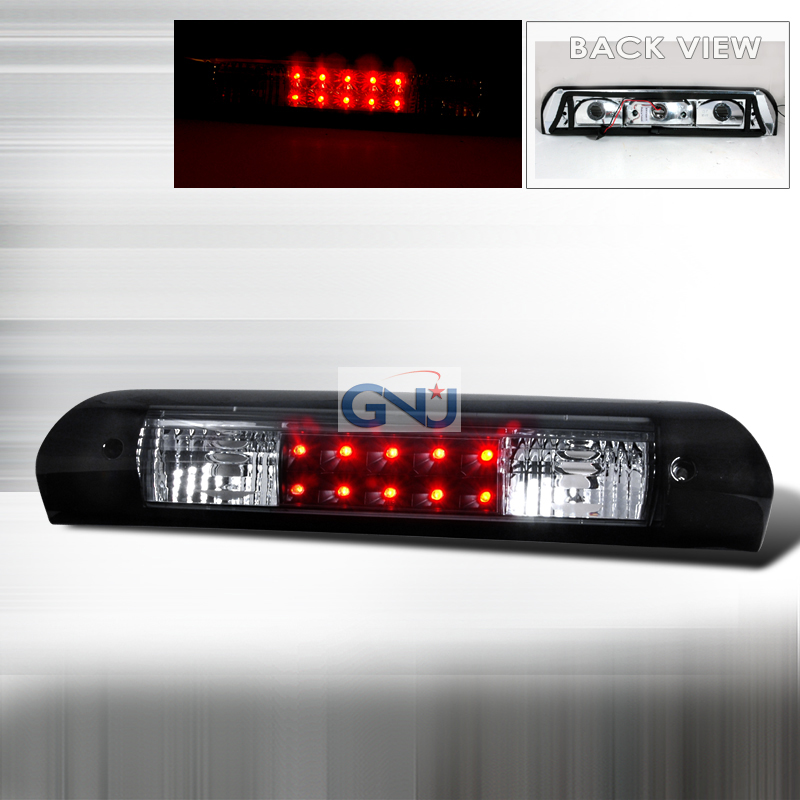 Dodge Ram 2002-2008 LED 3rd Brake Light - Black