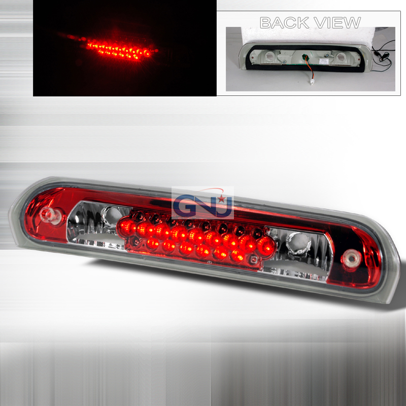 Dodge Ram 2002-2008 LED 3rd Brake Light - Red
