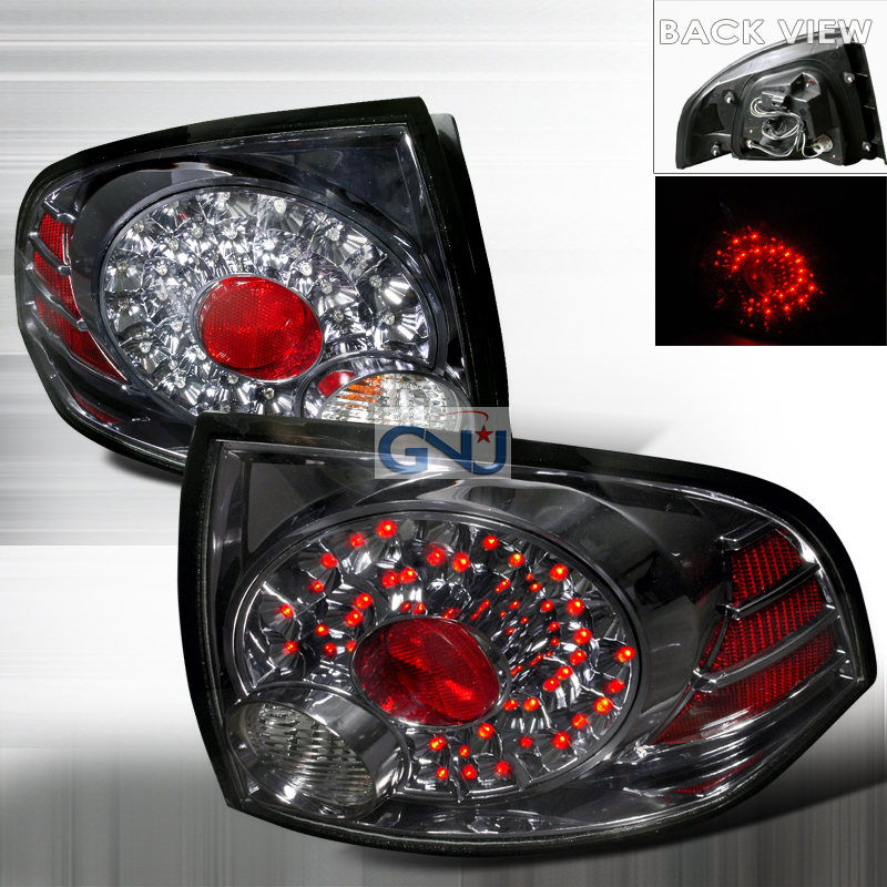 Nissan Sentra 2004-2005 LED Tail Lights -  Smoke