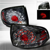 2005 Nissan Sentra   Smoke LED Tail Lights 