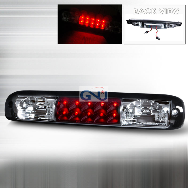 Chevrolet Silverado 1999-2005 LED 3rd Brake Light - Black