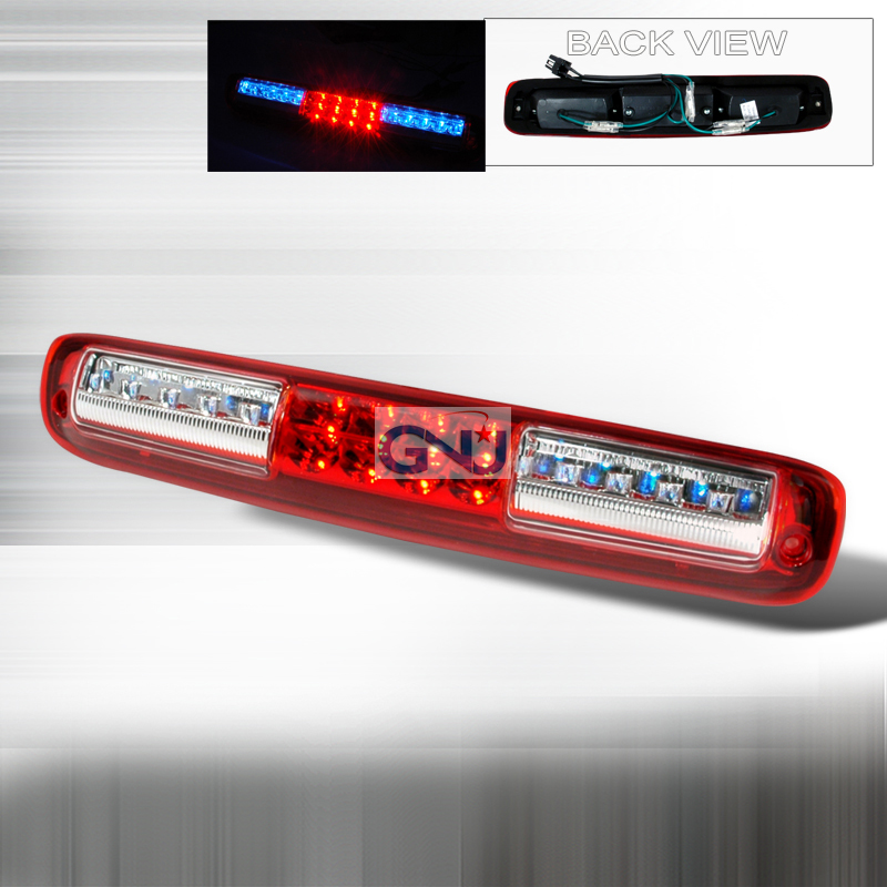 Chevrolet Silverado 1999-2003 LED 3rd Brake Light - Red